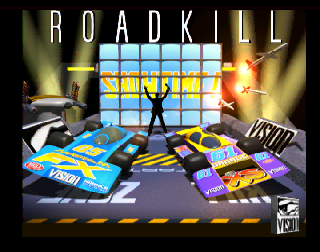 Screenshot Thumbnail / Media File 1 for Roadkill (1995)(Guildhall Leisure)[!][GH 32]